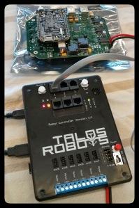 BBB powered Talos Robots.