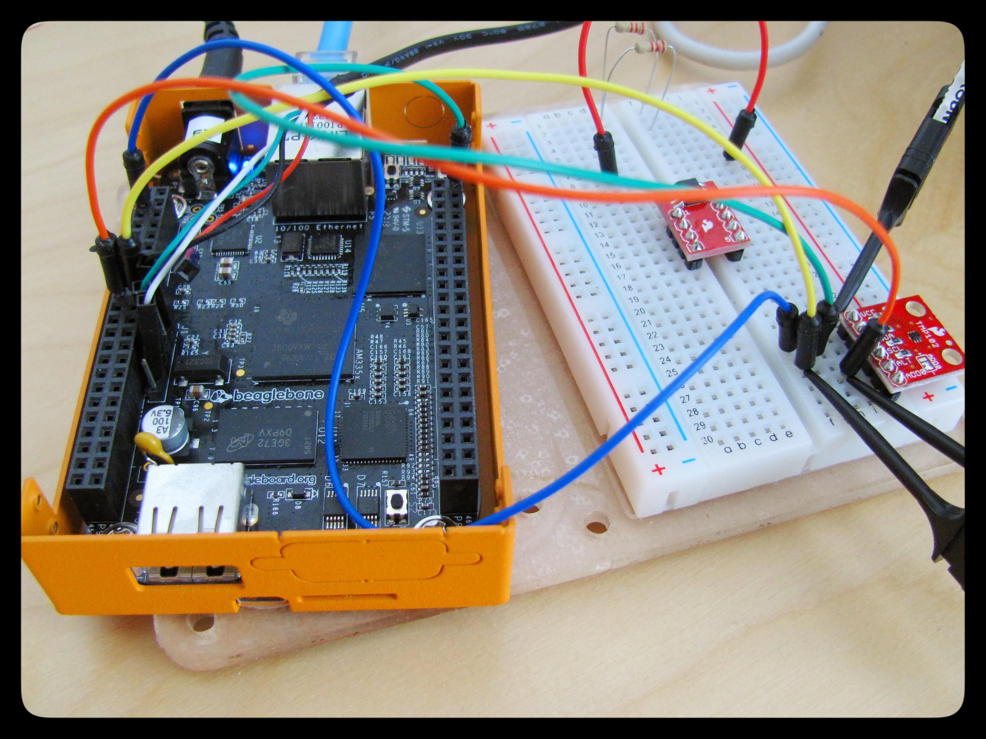 SparkFun TMP102 Sensor and BeagleBone Black – fortune datko