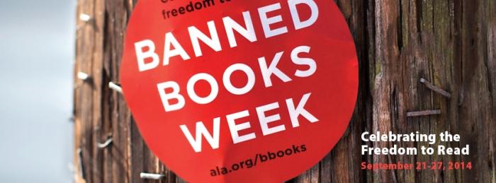 Banned Books Week2014
