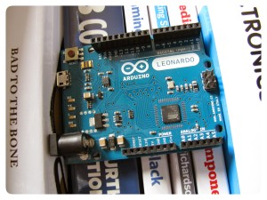 This is an Arduino Library. Punny :)